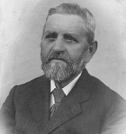 Joseph Riley in later life