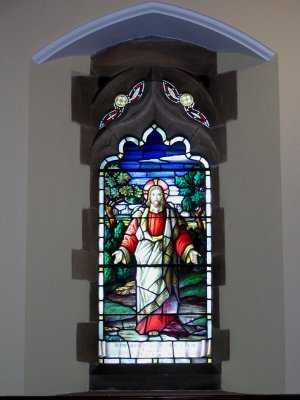 Clara Riley Memorial Window